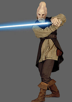 Ki-Adi-Mundi battle