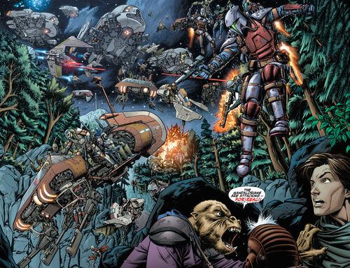 Mandalorian Wars | Wookieepedia | FANDOM powered by Wikia