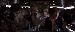 Obi Luke Han Chewie