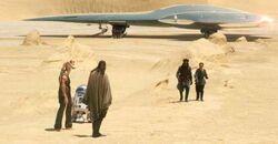 Royal Starship Tatooine