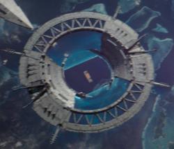 Scarif Shield Gate