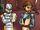 Unidentified clone trooper commander (Unidentified planet)