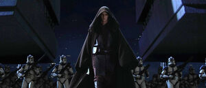 Vader March Temple