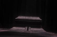 Darth Banes tomb