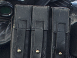 IM-40 three-slot ammunition and tool pouch