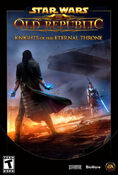 Knights of the Eternal Throne Offical Cover