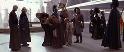 Naboo Palpatine Meeting