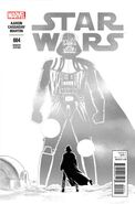 Star Wars Vol 2 4 Sketch Variant