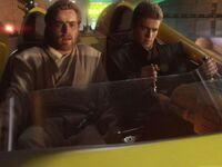 Obi Anakin Speeder