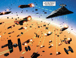 Thrawn 6 Batonn Space battle