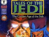 Tales of the Jedi: The Golden Age of the Sith 2: Funeral for a Dark Lord