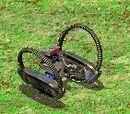 Ismeretlen Hailfire-osztályú droid tank