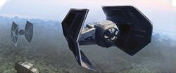 Juno Eclipse TIE Adv X-wing Mini