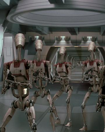 OOM-series battle droid | Wookieepedia | Fandom