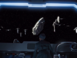 Attack on a Resurgent-class Star Destroyer