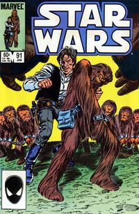 Star Wars 91 - Wookiee World