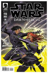 Dawn of the Jedi - Force War 5