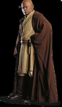 Mace Windu full robes