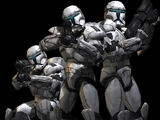 Clone commando/Legends