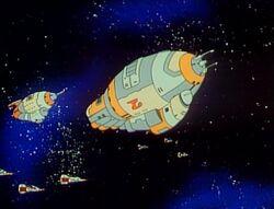 TA Space Navy