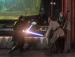 Anakin vs Obiwan