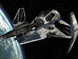 Eta-2 Actis-class interceptor