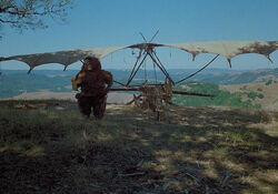 Ewok Glider