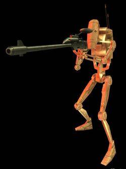 Mesterlövész droid