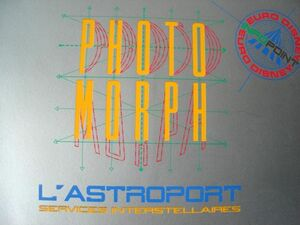 Photomorph logo DLP