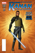 Star Wars Kanan Vol 1 2 Rebels Variant