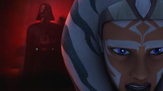Vision of Darth Vader