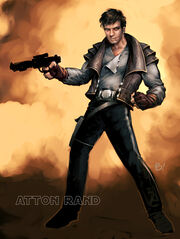 Atton Rand by Brenze