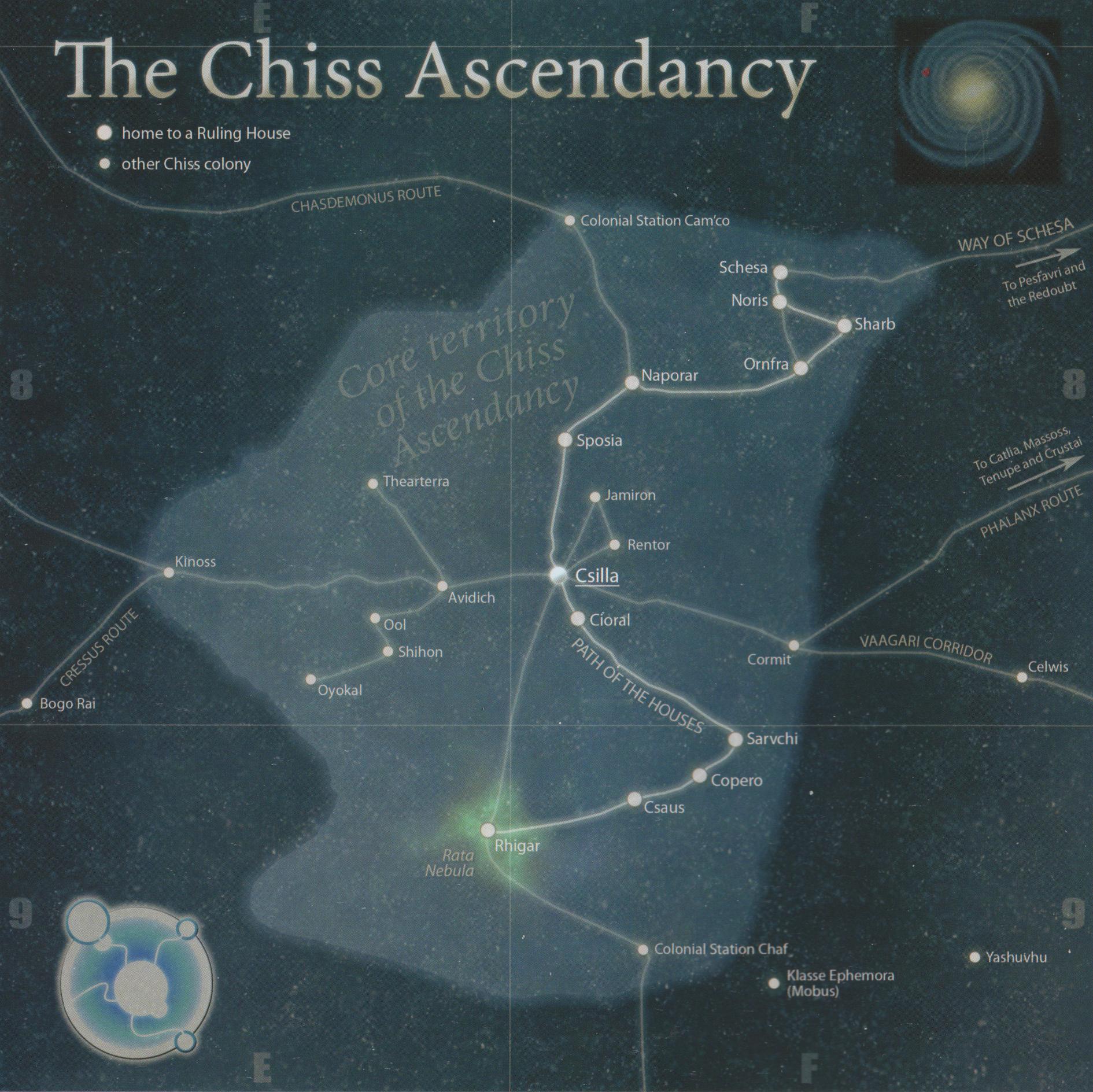 Chiss Ascendancy | Wookieepedia | Fandom