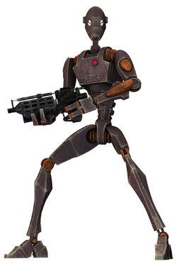 Commando BD