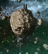 Czerka asteroid facility