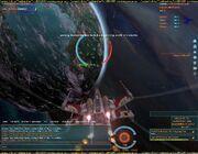 SWG space combat
