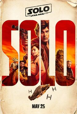 Solo poster
