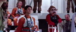 Ten numb and wedge antilles - ROTJ