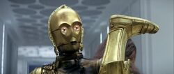 3PO Chewbaccaback