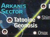 Arkanis sector