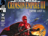 Crimson Empire III: Empire Lost 1