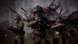 Inferno squad on endor