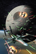 Poe Dameron 21 Star Wars 40th