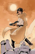 Princess Leia 5 Cover