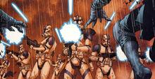Soldato Clone Imperiale Fase II