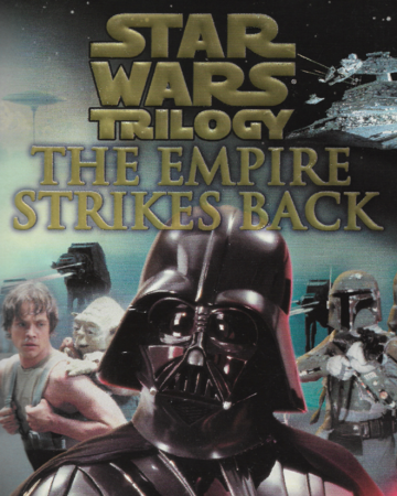 Star Wars Episode V The Empire Strikes Back Junior Novelization Wookieepedia Fandom