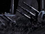 Quad turbolaser cannon/Legends