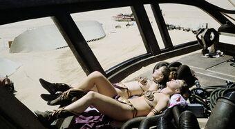 Slave Leia Costume Wookieepedia Fandom