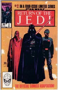 Return of the Jedi 2 - The Emperor Commands