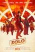 Solo A Star Wars Story Theatrical Poster